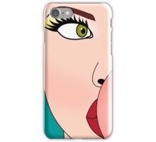 comics  iPhone Case/Skin