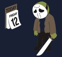 Friday the 12th by CaptainTrips
