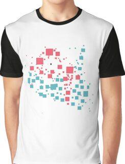 Pory splotch Graphic T-Shirt