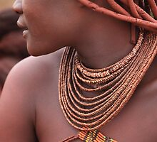 African Woman by goncalodiniz