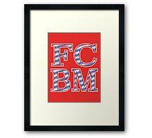 FCBM Framed Print