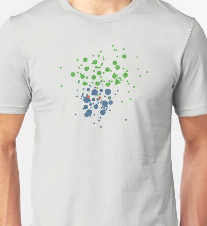odds splotch Unisex T-Shirt