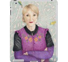 Señora Hudson iPad Case/Skin