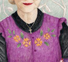 Señora Hudson Sticker