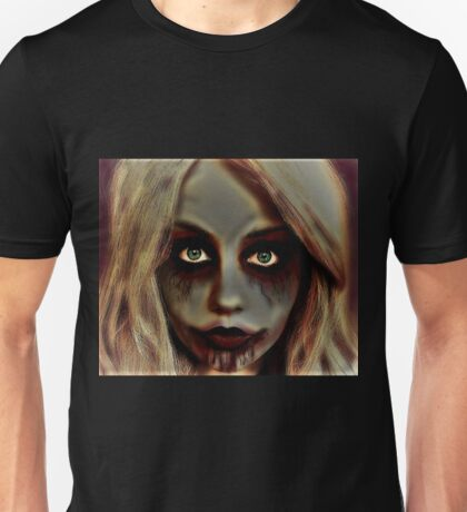 Evil can be sexy Unisex T-Shirt