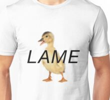 Lame Duck  Unisex T-Shirt