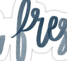 CSU Fresno Sticker