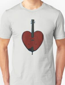 From the Bass of My Heart T-Shirt