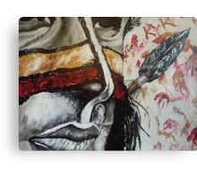Seminole Canvas Print