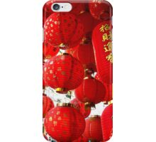 Lanterns iPhone Case/Skin
