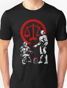 Law Enforcement in Dystopia Unisex T-Shirt