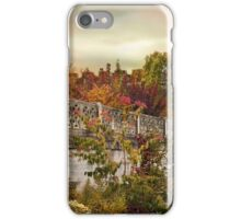 The Walled Garden iPhone Case/Skin