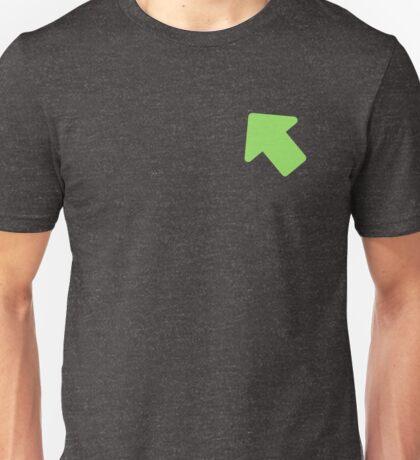 Imgur Upvote Pattern Unisex T-Shirt