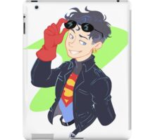 DC - Superboy - that 90's look iPad Case/Skin