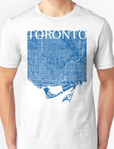Toronto (Blue) Unisex T-Shirt