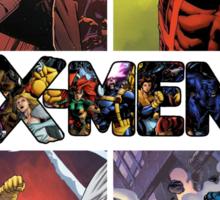 X Men Sticker