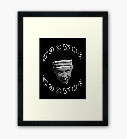 The Penstares - Cowboy Don Framed Print