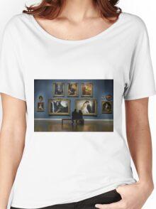 Art Gallery Women's Relaxed Fit T-Shirt