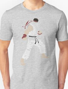 Ryu Typography T-Shirt