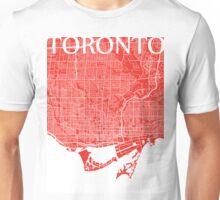 Toronto (Red) Unisex T-Shirt
