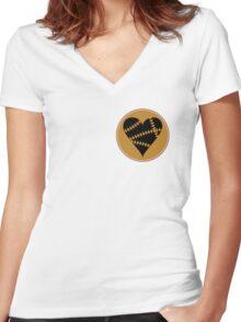 CFVY - Velvet Scarlatina Women's Fitted V-Neck T-Shirt