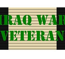 Iraq Veteran by TNTreasure