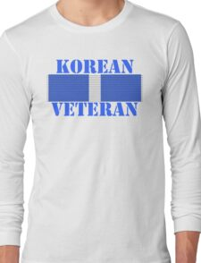 Korean Veteran Long Sleeve T-Shirt