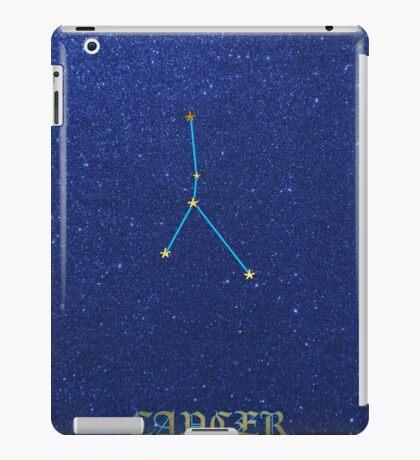 Constellations - CANCER iPad Case/Skin