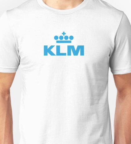 KLM Airlines Unisex T-Shirt