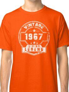 BORN IN 1967 Classic T-Shirt