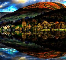 The Beauty Of Lake Windermere by Ian Mooney