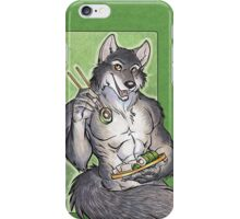 Sushi Wolf Iphone Cover iPhone Case/Skin