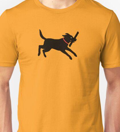 Happy Lab Unisex T-Shirt