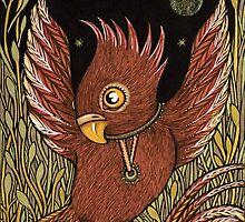 Phoenix by Anita Inverarity