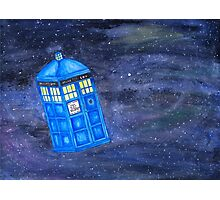 All of Time and Space - Doctor Who fan art Photographic Print