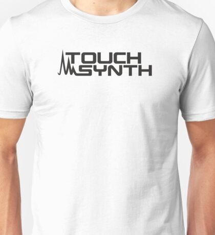 Touch Synth. Unisex T-Shirt