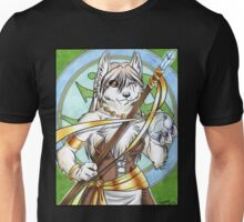 Zorra the White Werewolf  Unisex T-Shirt