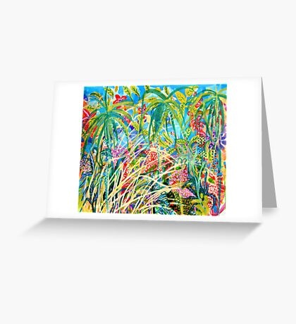 Garden of Delights Greeting Card