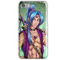 Sexy Anime Elf iPhone Case iPhone Case/Skin