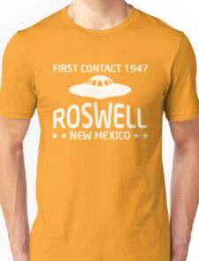 Roswell New Mexico Alien UFO  Unisex T-Shirt