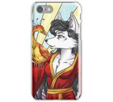 Japanese Kitsune  iPhone Case/Skin