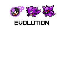 Ghastly Evolution by mckaymr