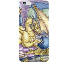 Golden Dragon Iphone Case iPhone Case/Skin