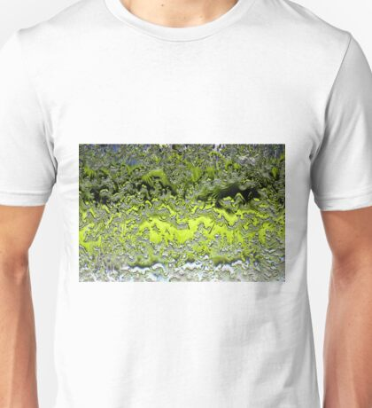 Through the water wall Unisex T-Shirt