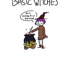 Basic Witches by Paige Kilcullen