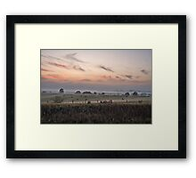 Pokolbin NSW Framed Print