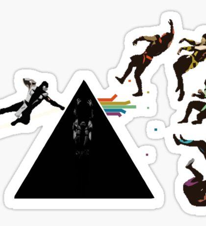 FLOYD KOMBAT Sticker