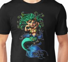 Chibi Mermaid  Unisex T-Shirt