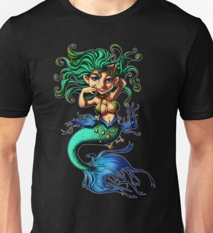 Chibi Mermaid  Unisex T-Shirt