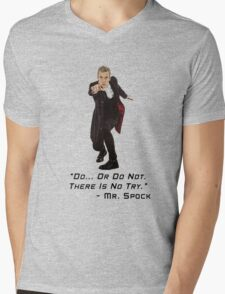 Sci Fi Misquote- There is No Try T-Shirt
